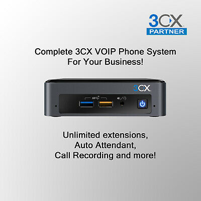 3cx Voip Business Telephone Phone System Pbx Server For Your Office