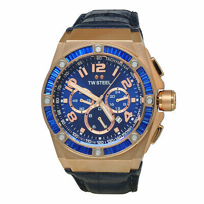NEW TW Steel CEO Kelly Rowland Edition Unisex Chronograph Quartz Watch - CE4007