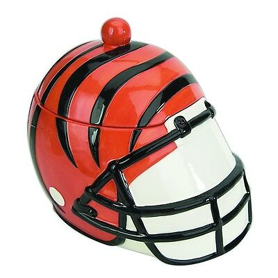 Cincinnati Bengals Football Helmet NFL Soup Tureen or  Serving Bowl