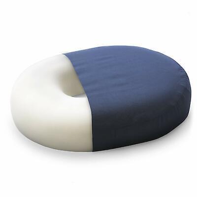 Duro-Med Hemorrhoid Cushion Donut Seat Lower Back Pain Pillo