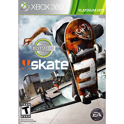 Skate 3 Xbox 360 [Factory Refurbished]