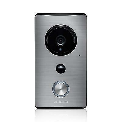 Zmodo Greet - Smart WiFi Video Doorbell (existing doorbell wiring required)