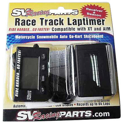 Lap Timer - Lap Timer Race Infra-Red Motorcycles Car XT AIM Mychron BestLap SV Racing Parts