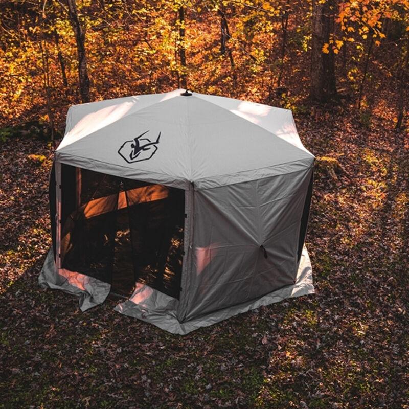 Gazelle Tents Wind Screen Accessory Weather Resistant Gazebo, 3 Pack (Open Box)