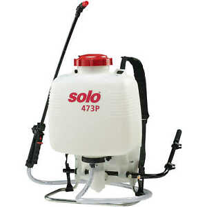 SOLO 473P Backpack Sprayer 3 gal