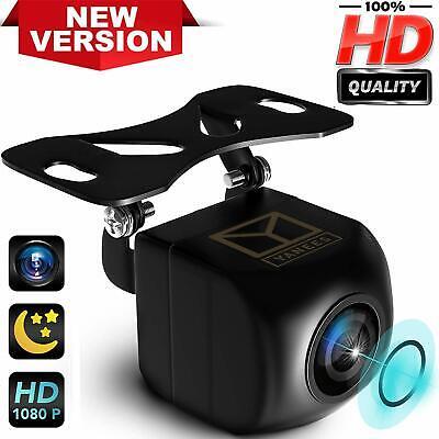 Backup Camera Night Vision - HD 1080p - Car Rear View Parking Camera - Best