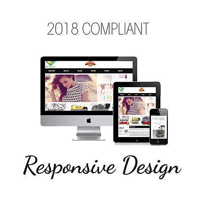 Ebay store and Listing Template design, auctiva, inkfrog, RESPONSIVE DESIGN
