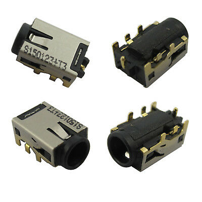 (AC DC POWER JACK PLUG IN SOCKET CONNECTOR for ASUS F200CA F200MA K200MA X200M)