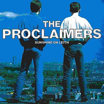 THE PROCLAIMERS 'SUNSHINE ON LEITH' VINYL LP (2017)