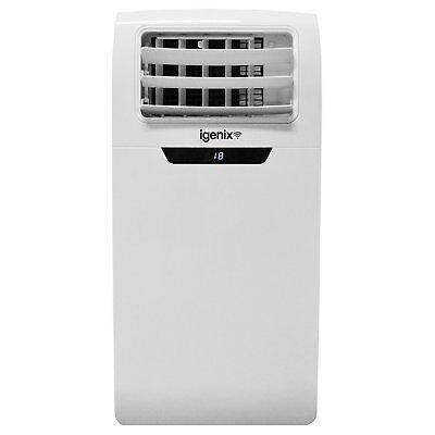IGENIX IG9901WIFI 9000BTU 3 IN 1 PORTABLE AIRCON AIR CONDITIONER WITH WIFI