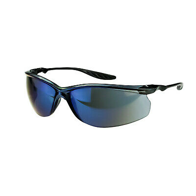 Crossfire 24seven Blue Mirror Safety Glasses Shooting Sunglasses Z87.1
