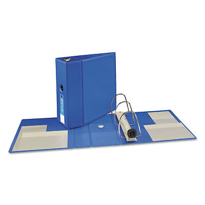 Avery Heavy-duty Binder With One Touch Ezd Rings 11 X 8 12 5 Capacity Blue