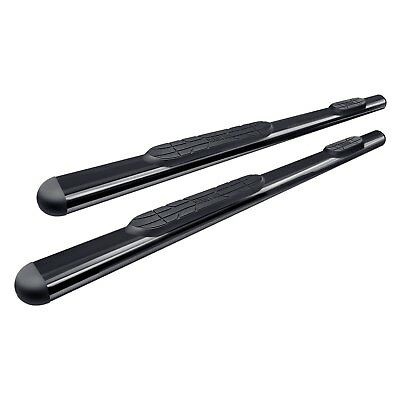 "For Ram 1500 11-19 Westin 4"" Premier Cab Length Black Oval Tube Step Bars"