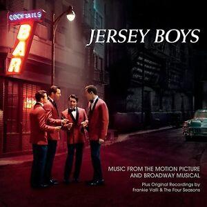 Jersey Boys - Original Soundtrack (New & Sealed CD) (Frankie Valli)