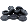 10x BLACK Thumbstick Grips Cap Cover thumb stick grip for Xbox360 PS3 PS4 Wii US
