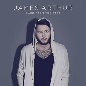 JAMES ARTHUR BACK FROM THE EDGE CD (28th October 2016)