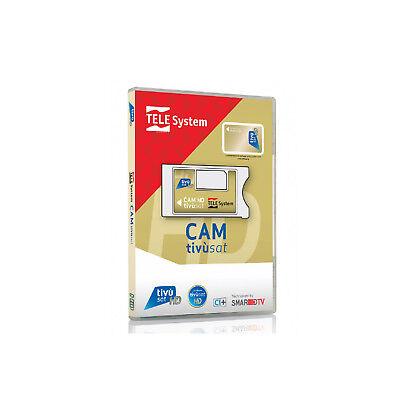 Tivusat HD Smarcam CI+ 4K mit Tivusat Karte aktiviert online kaufen