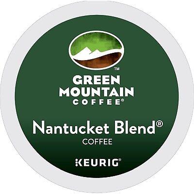 Green Mountain Coffee Roasters Nantucket Blend, Keurig Single-Serve K-Cup Pod...