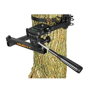 Muddy Outdoors Basic Adjustable Camera Arm with Quick Release Mount -
