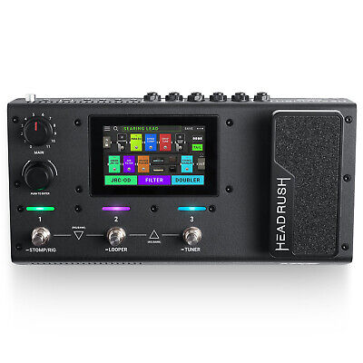 Headrush MX5 Amp Modeling Floorboard Guitar Effects Processor Modeler MX 5