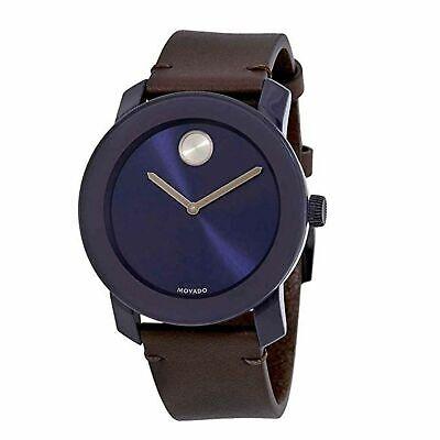 Movado 3600461 Men's Bold Blue Quartz Watch
