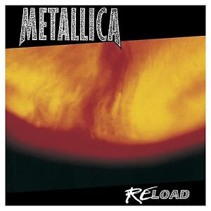 METALLICA RELOAD RE-LOAD RE LOAD VINYL RECORD LP FAST SHIPPING