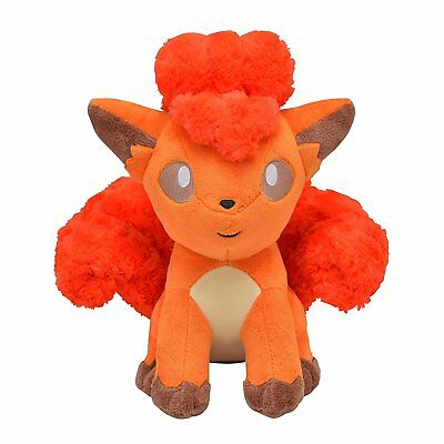 Pokemon Center Original Limited Plush Doll Fluffy Vulpix JAPAN OFFICIAL IMPORT