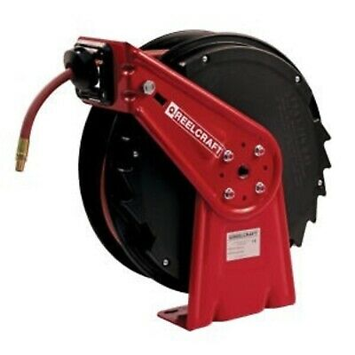 Reelcraft Retractable Hose Reel Whose 38 In. X 50 Ft. Rt650-olp Free Shipping