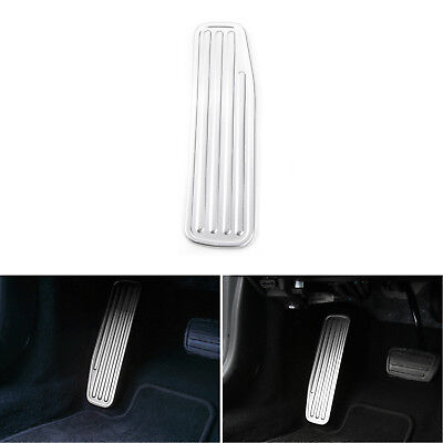 Stainless Steel Left Side Car Foot Rest Pedal Kit Trim For Chevrolet Camaro 2017
