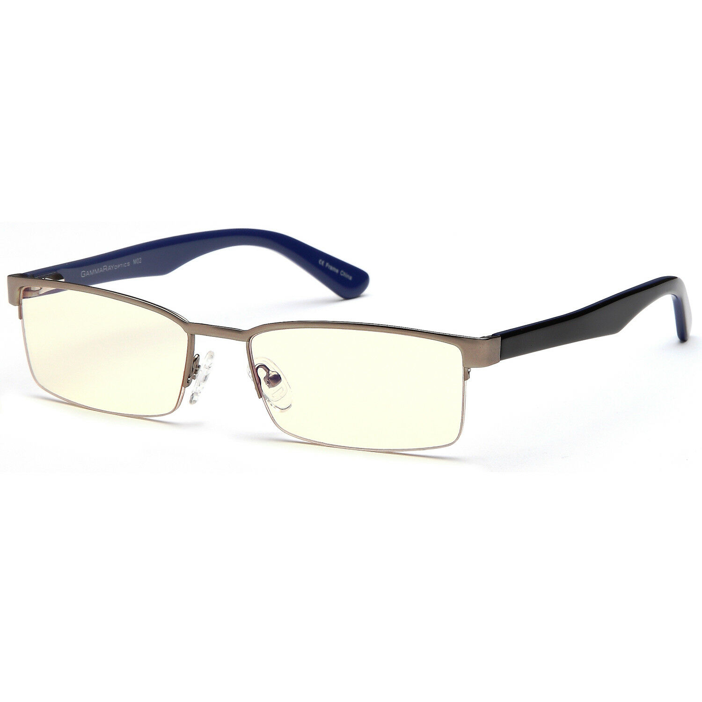 GAMMA RAY 007 Harmful Blue Light Eye Strain Protection Video