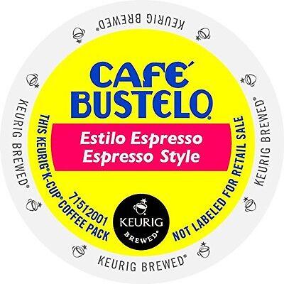 Cafe Bustelo Espresso K-cups 24ct