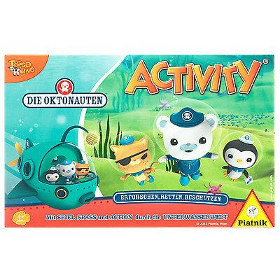 Activity - Die Oktonauten Toggolino Gesellschaftsspiel Kinder Piatnik 604942 ()