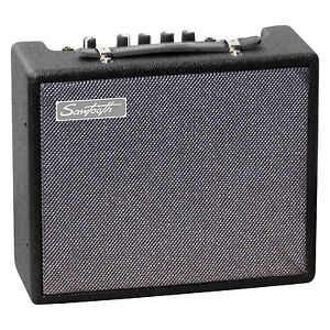 Sawtooth 10 Watt Electric Guitar Amplifier w Overdrive. Great for beginners!