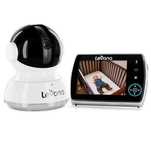 Levana Keera Wireless Video Baby Monitor White 32012