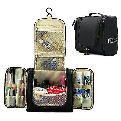 Travel Organizer Bag Toiletry Bag Men Women Wash Cosmetic Shaving Hanging Case