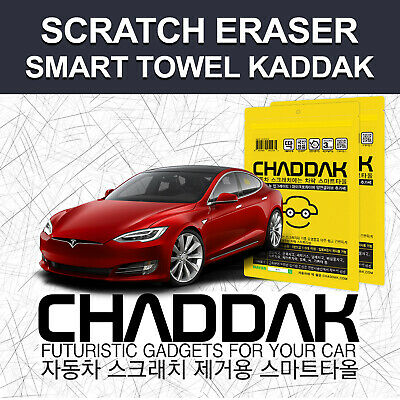 KADDAK Car Scratch Remover Smart Towel Polishing Clean Tool