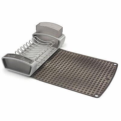 Polder Compact Dish Rack Fold-away design easily stores away