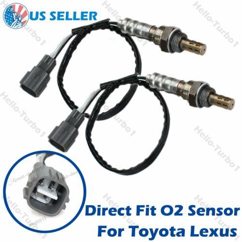 Direct Fit 4 Wire O2 02 Oxygen Sensor NEW for Lexus Toyota Pontiac