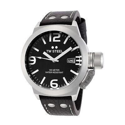 NEW TW Steel Canteen Men's Quartz Watch - TW2
