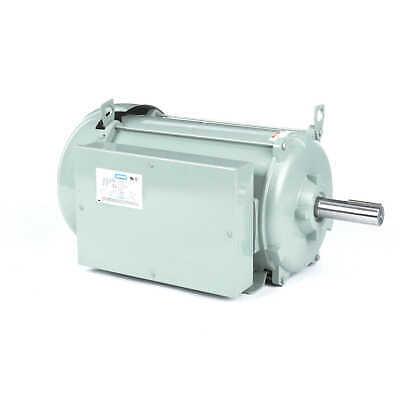 Leeson Electric Motor 15 Hp 851150.00 1800 Rpm 1-ph 208-230 Vac 256tz Frame