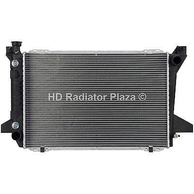 Radiator For 85-96 Bronco F150 F250 F350 Pickup Truck V8 5.0L 5.8L FO3010135 New