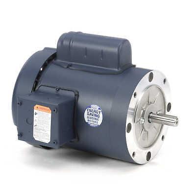 Leeson Electric Motor 110057.00 34 Hp 1725 Rpm 1-ph 115208-230 Volt 56c Frame
