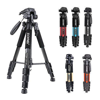 ZOMEI Q111 Heavy Duty Travel Tripod&Pan Head Aluminum Portable for Camera Photo