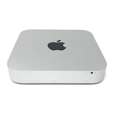 Apple Mac Mini Desktop Computer I7-3.0GHz CPU 1TB HDD 16GB RAM Latest Mac OS