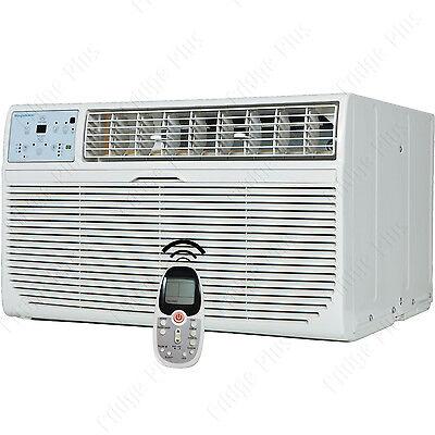 10000 BTU Through-The-Wall AC w/ Sleeve, 500 Sq.Ft Home TTW Air Conditioner Unit