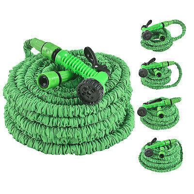 Flexibler Gartenschlauch Wasserschlauch Flexischlauch Brause flexibel Juskys®