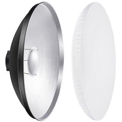 Neewer 41 centimeters Aluminum Standard Reflector Beauty Dish