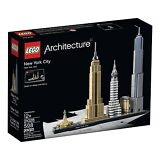 LEGO Architecture New York City 21028 New in Box Free 2-3 day Priority Shipping!