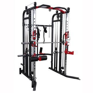 Armortech F30 Functional Trainer/Smith Machine/Squat Rack