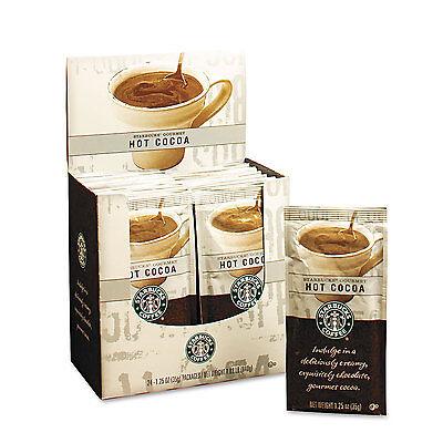 Starbucks Gourmet Hot Cocoa 1.25oz Packet 24/Box 197861